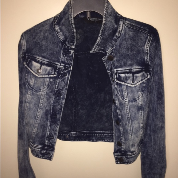 4b0a1626 Celebrity Pink Jackets & Blazers - Celebrity pink washed out style jean  jacket